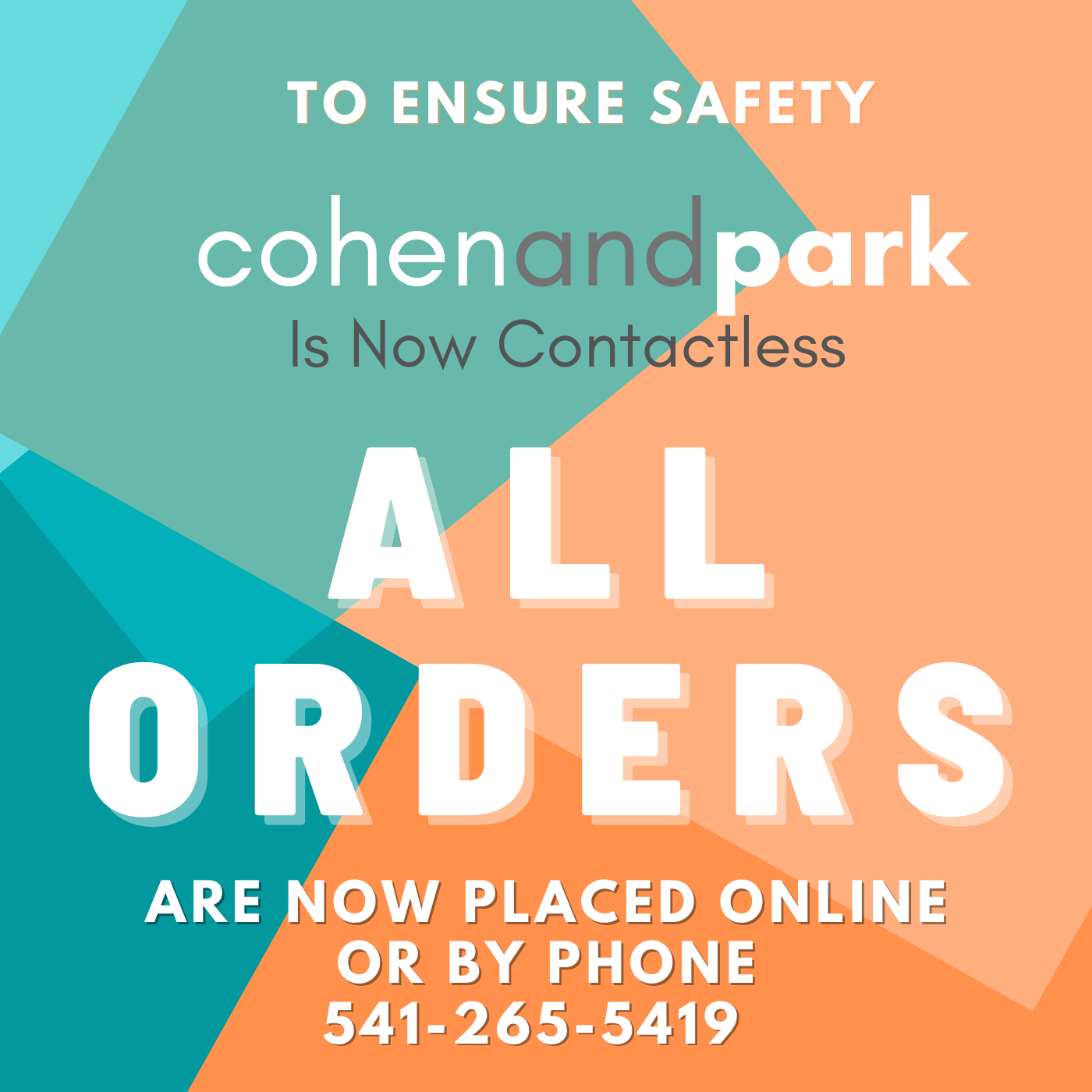 all orders